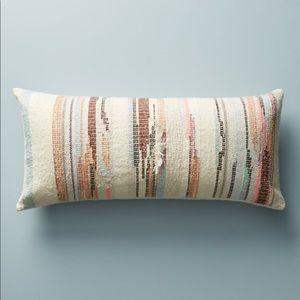 New Anthropologie Jess Feury Sunstreak Pillow